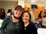Suzie & Lisa Dirrim (Helping Hands staff & part of our CC Hellas Bible study)