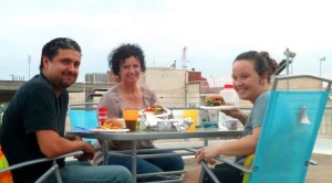 Rooftop Dinner  w/Pamela After Seeker's Class