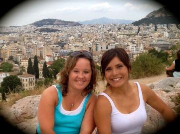Kimmie & Suzie on Mars Hill