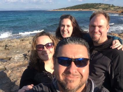 Gonzos & Carters on the Coast