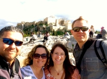 With the Kottmans on Mars Hill