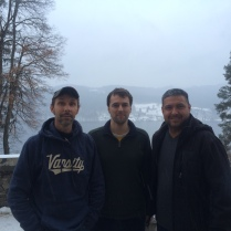 Greece Guys: Sean, Arno & Me