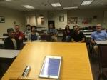 Teaching at CCSB School of Discipleship
