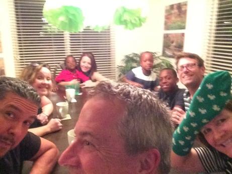 St. Patrick's Day dinner & game night