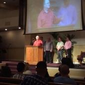 CCSB Board revealing new sr. pastor, Jeff Gill