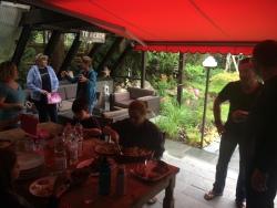Church fellowship & BBQ day