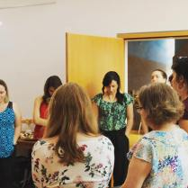 Ladies Tea: Prayer Before