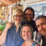 Thankful for Alex & Mandy Kruse from CC Siegen