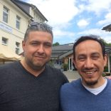 Mexican Connection in Germany, Frank & Edmund jr. (CC Dusseldorf)