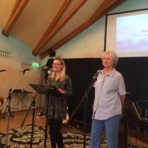 Ladies Tea: Margie Sharing the Word