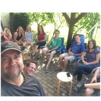 Summer in CCK: Church, Games, Swimming, Fellowship!