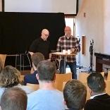 Marc McSweeny (CC pastor in Frankfurt) Teaching.