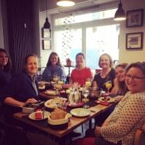 Last CCK Ladies' Breakfast until the Fall.
